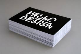 26 Sample Business Card Designs With Awesome Typography Uprinting
