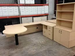u shaped desk 899 b