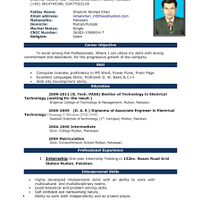 Resume Format Word Classy Creative Free Resume Templates 48 Ms Word Format Top With Sradd