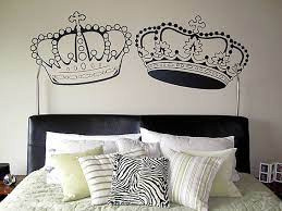 a crown affair wall decals decor by