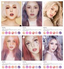 diffe styles of pony makeup launched on makeupplus