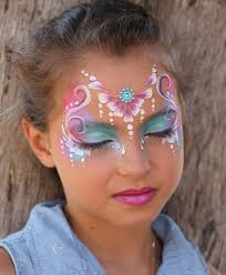 easy fairy face painting ideas best 25 princess face painting ideas on elsa face