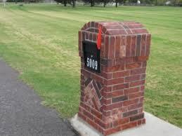 metal mailbox flag. Metal Mailbox Flag S