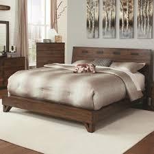 rustic queen bed.  Rustic Coaster Yorkshire Queen Bed  Item Number 204851Q For Rustic