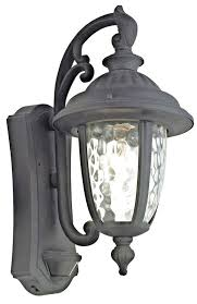 everbrite motion activated outdoor led light black wall lights design ever motion activated outdoor wall light