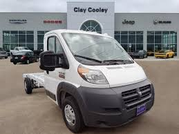 2018 Ram ProMaster Chassis Cab for sale in Irving ...
