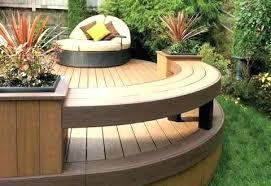circular outdoor seating furniture patio semi circle couch incredible sectional org circ