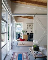 barn office designs. Glamorous Contemporary Home Office With A Sliding Barn Style Door From Nick Architecture Ideas Modern Design For Designs R