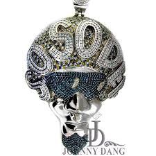 cj 0005 sosodef custom diamond pendant