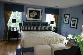 blue wall decor ideas for bedroom