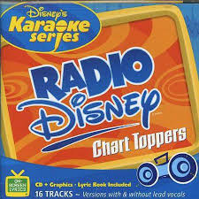 Disneys Karaoke Series Radio Disney Chart Toppers