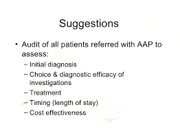 diagnosis and management of acute abdominal pain  42