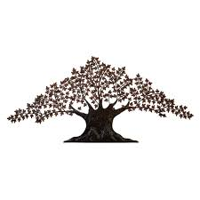 benzara metal tree wall decor on metal tree sculpture wall art with benzara metal tree wall decor metal trees pinterest metal tree