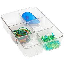 desk drawer organizer. Perfect Organizer InterDesign Linus Desk Drawer Organizer In S