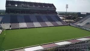 Oklahoma Memorial Stadium Section 108 Rateyourseats Com