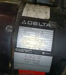 unisaw wiring diagram dual voltage motor by fourthgencarp also this data plate was found a quick google search which might be a bit better