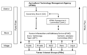 Amc Organizational Chart Organizational Structure Of Atma From Natp 1998 To Sseper