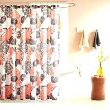 striped shower curtain brilliant bathroom curtains sizes from bed bath