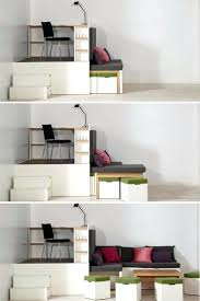 compact furniture small spaces. Compact Furniture For Small Spaces.  Spaces Apartments Apartment Hacks Bed