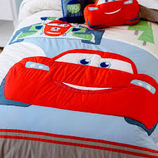 lightning mcqueen bedding