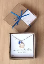 best friend soulmate virgo zodiac sign necklace virgo necklace sapphire blue crystal september birthday gift virgo gift