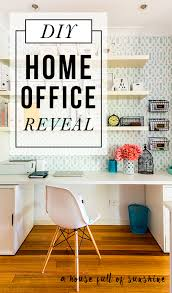 home office makeover. Beautiful Office DIY Home Office Makeover And Room Reveal And Office Makeover E