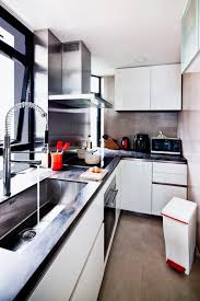 Kitchen: Hong Kong Kitchen Lovely Hong Kong Duplex With Japanese Elements  Makes Owner Feel At