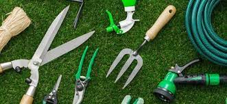 the ultimate list of 70 garden tools