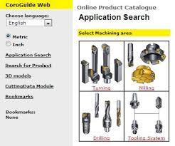 Sandvik Coromant Online Catalogue Helman Cnc