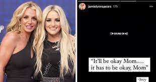 Jamie Lynn Spears shared a recording of ...