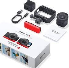 Insta360 ONE R Sport Video Adaptive Action Kamera IPX8: Amazon.de: Kamera