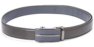 makilop Legend - Men's Belt Genuine <b>Leather Belt Automatic Buckle</b> ...