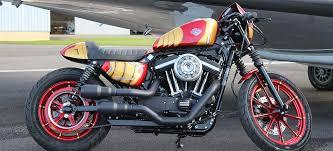 custom motorcycle paint blade motorcycles