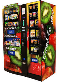 Healthy Choice Vending Machines Adorable HealthyYOU Vending Start A Healthy Vending Machine Business