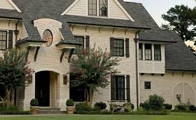trend for 2017 painted brick paint color combo exterior