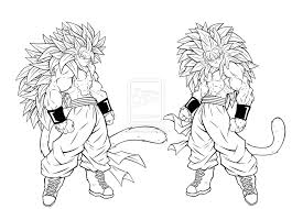 Small Picture Dragon Ball Z Coloring Pages dibujos de dragon ball z volver a la