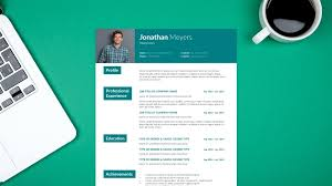 Innovative Cv Template Professional Instant Download