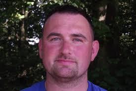 Shaun Fletcher 34, inform angler on St Helens Carr Mill Dam - winner of Saturday's - ICR_LEC_120814anglingl_01JPG