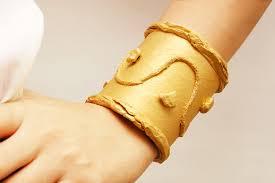 step 9 ancient egyptian bracelet