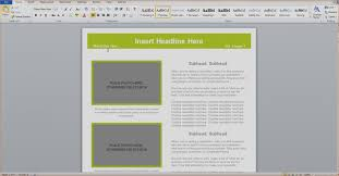 how to create a resume on microsoft word 2007 great microsoft word 2007 newsletter templates resume template for