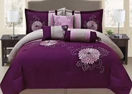 purple dragonfly bedding set tokida for dark purple comforter sets print coloring pages