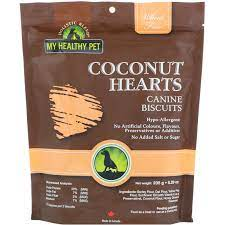 Holistic Blend, My Healthy Pet, Coconut Hearts, Canine Biscuits, 8.29 oz  (235 g) - iHerb