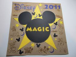 Creative Title Page Creative Cricut Designs More 2011 Disney Title Page