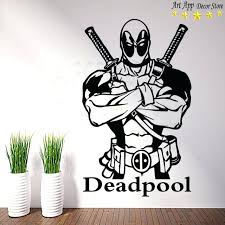 marvel wall decals good quality home decor new art design vinyl marvel wall decals removable house marvel wall decals