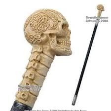 Decorative Canes Walking Sticks Antique Canes and Walking Sticks Decorative Canes Skull head 29