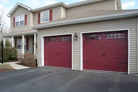 color us intrigued raynor opti finish overhead doors