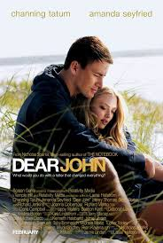 nicholas sparks films the last song · dear john