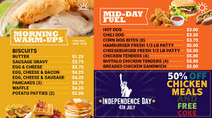 Free Signage Template Digital Signage Templates For Independence Day Restaurants