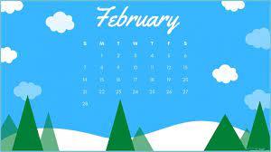 February 10 Calendar Wallpapers Free ...