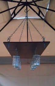 solar light for gazebo lights canopy backyard plans ideas outdoor chandelier plug in big lots